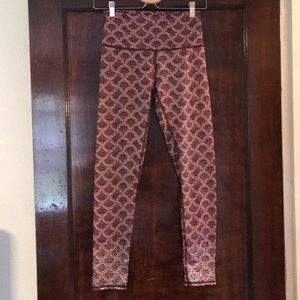 Aerie Chill Play Move Leggings Lounge Active
